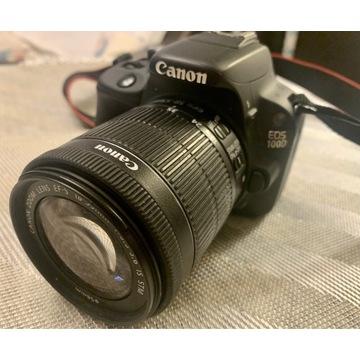 Canon EOS 100D + Tamron 70-300