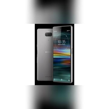 NOWY SONY XPERIA 10DUAL SIM/64GB/SREBRNY/GWARANCJA