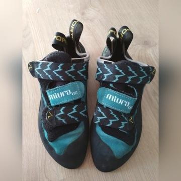 Buty wspinaczkowe La Sportiva Miura rozmiar 38