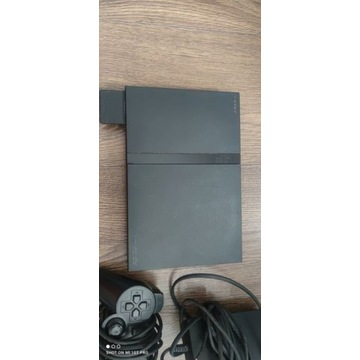 Konsola Sony PlayStation 2 + zestaw gier