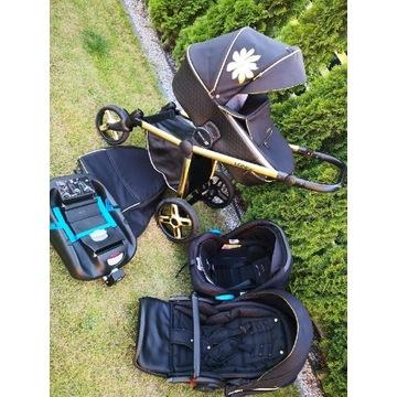 Wózek Lonex 4w1