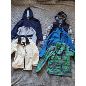 Paka ubrań dla chłopca 128-140