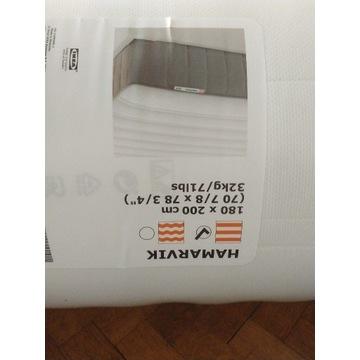 Nowy materac Ikea Hamarvik 180x200cm twardy