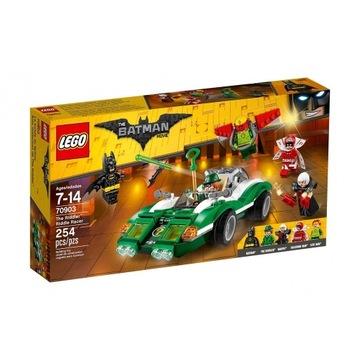 LEGO 70903 Batman Movie - Wyścigówka Riddlera