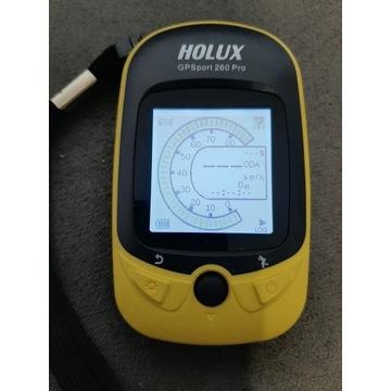 HOLUX GPSport 260 Pro + czujnik tętna