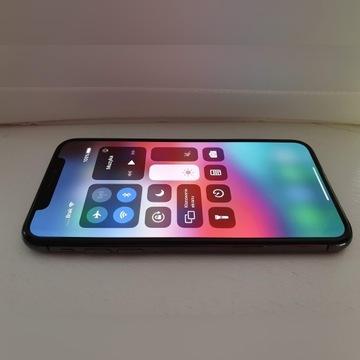 iPhone X 64GB Black Czarny