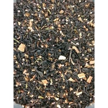 Herbata czarna z dodatkiem. Słony Karmel 100g