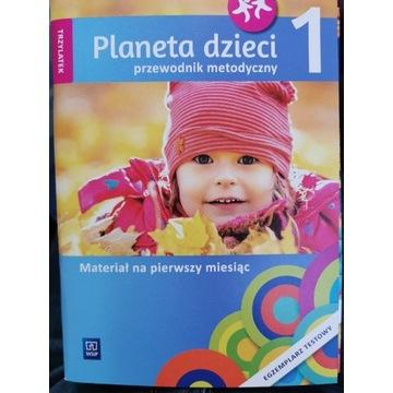 Planeta dzieci przewodnik 3-l