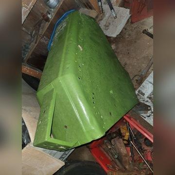 odrestaurowany błotnik RS 09 nośnik narzędzi