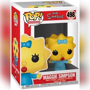 Funko POP! The Simpsons MAGGIE 498 Kiwająca głowa!