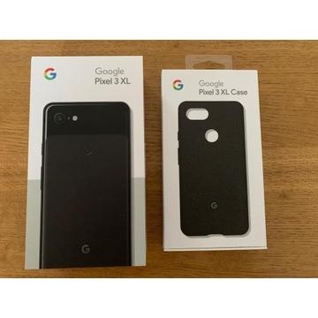 """Google Pixel 3 XL, 6.3"""", oryginalne etui gratis"""