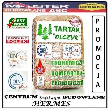 Pellet Olczyk 6mm Certyfikat A1 (Olimp Barlinek)