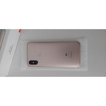 Smartfon Mi A2 4/64 GB (Mi 6x) Gold-jak nowy!