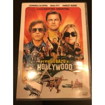 Pewnego razu... w Hollywood TARANTINO DVD