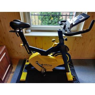 Rower spiningowy / spinningowy Hertz XR-770