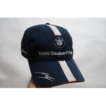 Czapka BMW F1 Team orginal