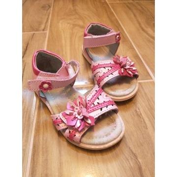 Sandałki dla dziewczynki roz.24