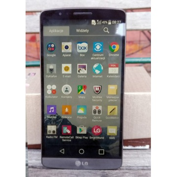 LG G3 Titan LG-D855 stan bdb