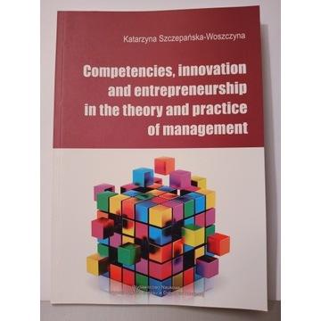 Competencies, innovation and entrepreneurship