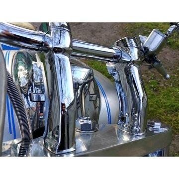 Wspornik kierownicy,risery-HONDA VTX 1800F