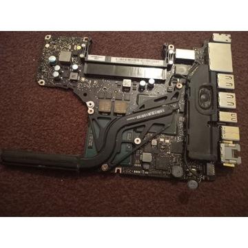 płyta główna  Apple MacBook A1278 uszkodzona