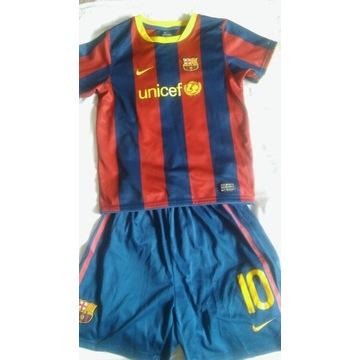 Komplet Nike FC Barcelona + koszulka