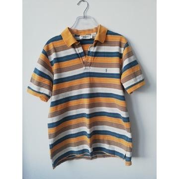 Tshirt bawełna rozmiar M Yves Saint Laurent