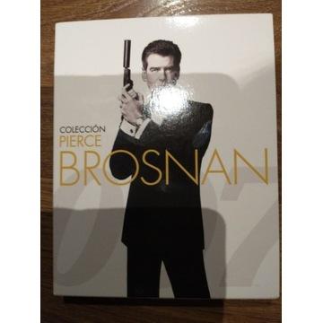 Pierce Brosnan, Bond, 4 filmy PL
