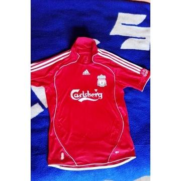 Koszulka Liverpool prosto z Anglii! Mała dziurka