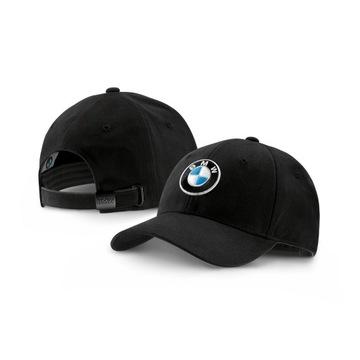 NOWA Czapka z daszkiem bejsbolówka z haftem BMW