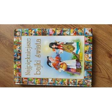 Książka - Najpiękniejsze Bajki Świata