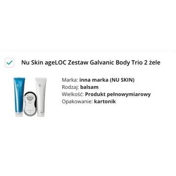 ageLOC Galvanic Body Trio
