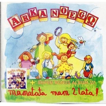 Arka Noego-mamatata mam 2 lata!