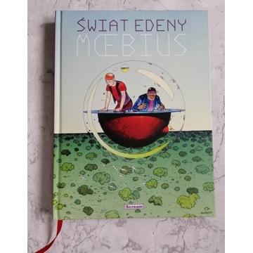 Świat Edeny - Moebius