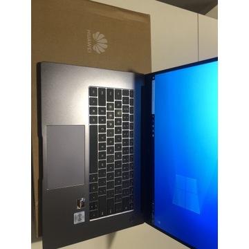 HUAWEI MateBook D15. Gwarancja do 2023 r.