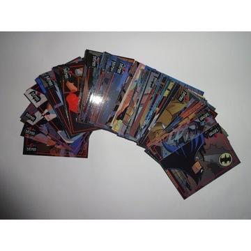 BATMAN TAS KARTY KOLEKCJONERSKIE 81 SZTUK Z 90