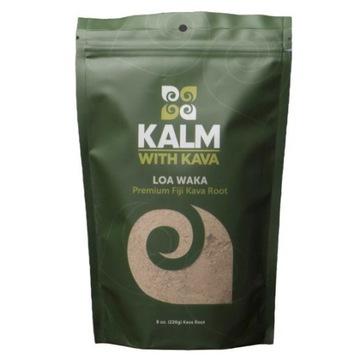 Loa Waka Fiji Kava 226g / pieprz metystynowy
