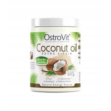 OstroVit Coconut Oil Extra Virgin 900g Kokosowy
