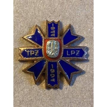 odznaka LOK LPŻ TPŻ Liga Obrony Kraju 1944-1994