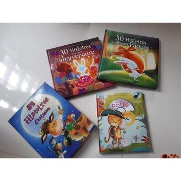 Książki język francuski - baśnie ,opowieści