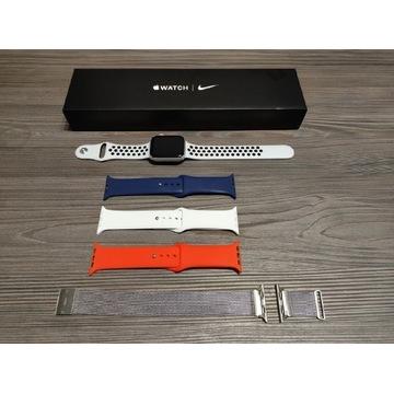 Apple Watch 6 Nike  44 mm cellular I Jak nowy