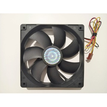 Wentylator Cooler Master 120mm 3PIN 12V 0.16A