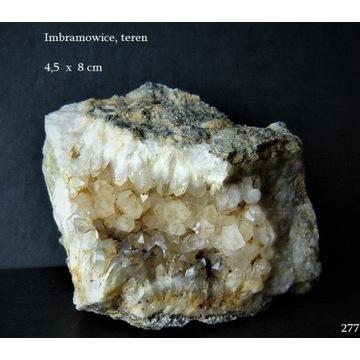 Kwarc krystaliczny, Imbramowice