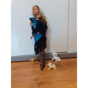 Lalka Barbie Argentynka unikat