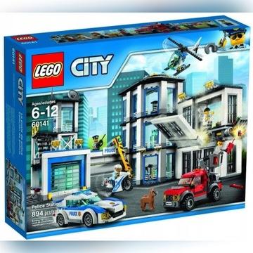 LEGO CITY 60141 POSTERUNEK POLICJI