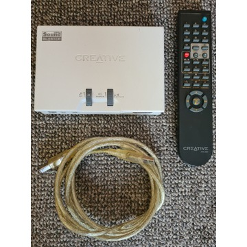 Karta dźwiękowa USB Creative Sound Blaster SB0490