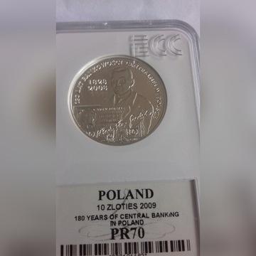 10 zł Bank Centralny