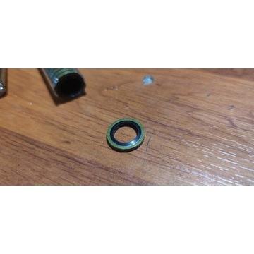Podkładka pod przewód hamulcowy fi 10mm