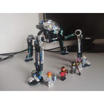 Lego 70611 Ninjago Nartnik