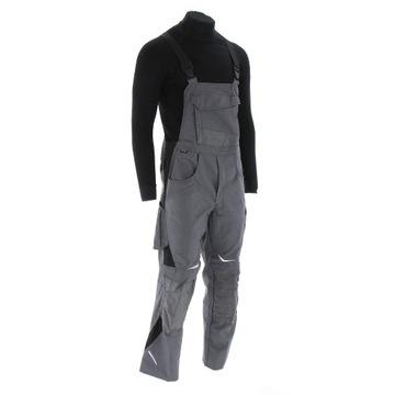 Kubler nowe duże spodnie robocze ogrodniczki XXL